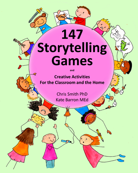 Book Cover of the book 147 Storytelling Games and Creative Activities for the Classroom and the Home