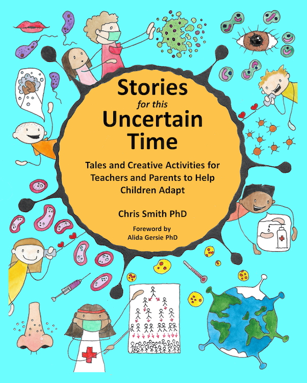 Stories for Uncertain Times front cover